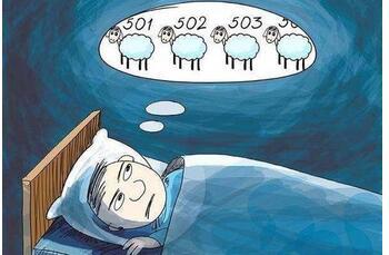 母亲失眠遗传给孩子的原因,可能是疾病的症状