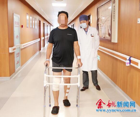 陈大伯因关节炎疼痛一个多月,秋冬预防关节炎的注意事项